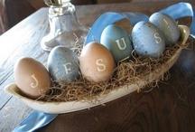 Easter / by Stephanie Regnier