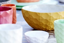 Ma porcelaine... / by Marie Duru