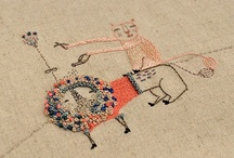 Embroidery / by Marie Duru