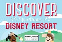 Dreaming of a Disney Vacation / by Rebecca Hill