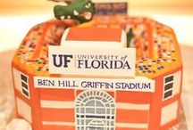 Go Gators! / It's great to be a Florida Gator!  / by UF Warrington