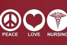 Peace. Love. Nursing. / by Sam Abernathy