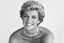 Famous Faces: The Royals / by Judy Hanses