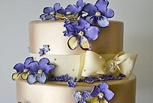 Wedding cakes  / by Ginger