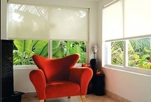 Blinds & Shades / Blinds and shades add privacy, UV protection, and frame our views.  / by Kathryn Interiors