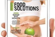 Food Solutions Magazine / Food Solutions Magazine is a monthly digital gluten-free, allergen-free living magazine published by Directory Media Group; Founder/Editor, Gigi Stewart. Here, you will find the inside scoop on our contributors, advertisers and more! / by Gluten Free Gigi, LLC