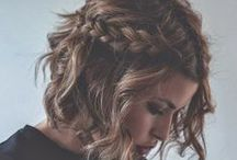 Beauty : Hair / by Angelica Suarez // AngSuarez Creative