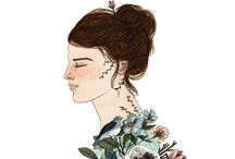 Print and illustration love / by Katie