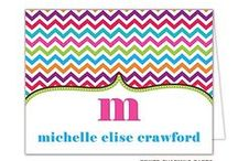 Check Out Chevron  / Chevron papers and goodies / by The Paper Cottage