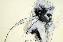 Inspiring Art / by Angelica Suarez // AngSuarez Creative