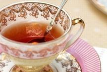 Tea Time / by QueenieSky