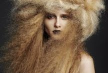 Coiffure / A style or manner of arranging the hair. / by ExtremeSFX