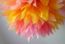 PARTY ON: Ombre and chevron / by Tiffany Benson <PaperLaneDesign>