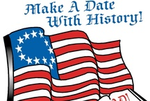 Interesting Facts in History / I like history!  Finding and  learning new facts in history is always interesting  to me. You can never change history but you can always learn from it  so, it won't happen again! / by Susan Girot