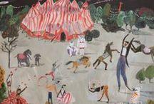 Circus / by Marie Coté Twarogowski