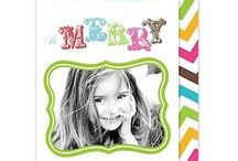 Chevron Holiday Photo Cards  / by The Paper Cottage