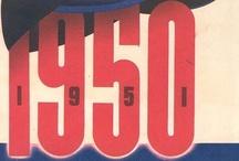 1950's / by Susan Girot