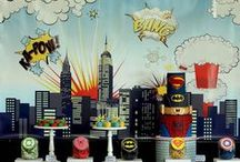 PARTY ON: Super party!  / by Tiffany Benson <PaperLaneDesign>