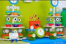 PARTY ON: Monster Bash / by Tiffany Benson <PaperLaneDesign>