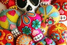 Celebrate : Dia de los Muertos / by Angelica Suarez // AngSuarez Creative