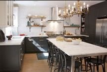 5054's Kitchen  / Ya'll the kitchen currently has green countertops! SOK! Save our Kitchen!   / by Betsy Watts
