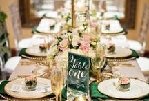 PARTY ON: tablescapes / by Tiffany Benson <PaperLaneDesign>