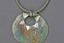 My Jewelry and Art/My Obsessions / by Mirinda Kossoff