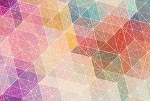 Color my life / I dream in technicolor / by Jackie Rueda