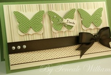 homemade cards / by Andrea Ender-Palmer