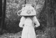 ღ♥♥ღMad Tea Party ღ♥♥ღ / My Eccentric way of Dressing & Hosting  a Tea Party  / by Margaretanne Loftus