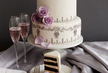 Wedding - Cake! / Practical Ideas for the Wedding Cake, icing only please, no fondant. / by Julia Snyder