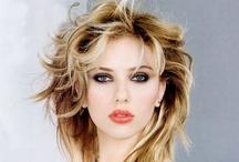 Scarlett Johansson / Scarlett Johansson (born November 22, 1984) is an American actress, model and singer. / by Stock Pin