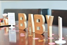 Throwing a Baby Shower! / by Monica Polisetty