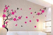 Decorating with Pink / Decorating with pink. / by Planet Weidknecht