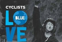 Love Blue Ads / Check out these Love Blue ads created by our members! All of our members & nonprofits are able to create ads like this of their own. / by 1% for the Planet