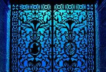 Enchanting Doors / Beautiful doorways that have a little mystery... / by Isabella Fiore