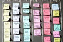 Organization Odds & Ends / by Kayla DuBois // Juneberry Events