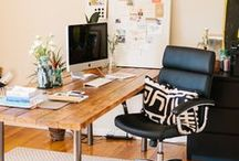 Office Space / by Kayla DuBois // Juneberry Events
