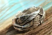 Style / by HappyGoLicky Custom Silver Jewelry on Etsy
