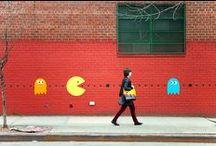 Gimmick : street / Street art, Graffiti & Public art / by Jay Waiyakul