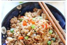 Healthy Dinner Ideas / by Kayla DuBois // Juneberry Events