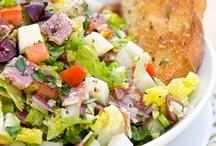Veggies & Salad / by Kayla DuBois // Juneberry Events