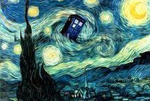 Doctor Who <3 / by Jennie Bonifacio