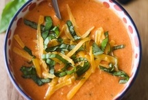 Food - Soups & Stews / by Kristen Watts