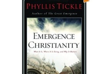Resources Mentioned at #EC2013 / These are references - books, music, etc. - that were mentioned during the 2013 Emergence Christianity Conference with Phyllis Tickle, January in Memphis. / by Bruce Reyes-Chow