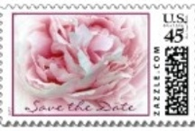 Floral Postage Stamps / by Rooky Studios
