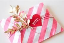 Giftwrap & Packaging / by Melissa Camacho