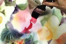 Art, Waterpaint / by Marietta Schwalbe