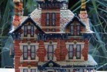 Gingerbread House / by Marietta Schwalbe