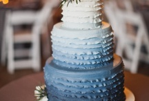 blue + grey wedding  / by michaella marie